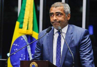 Romário tem R$ 8 milhões em bens tomados e leiloados pela Justiça